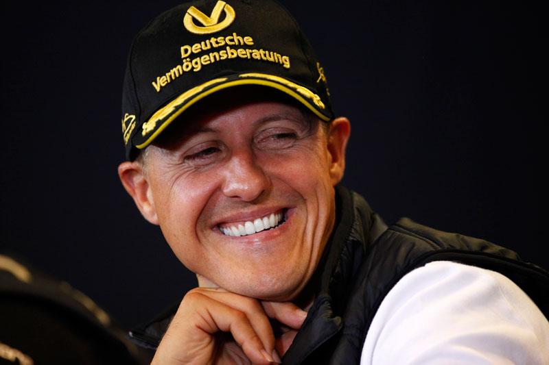 Schumacherovo stanje se poboljšava