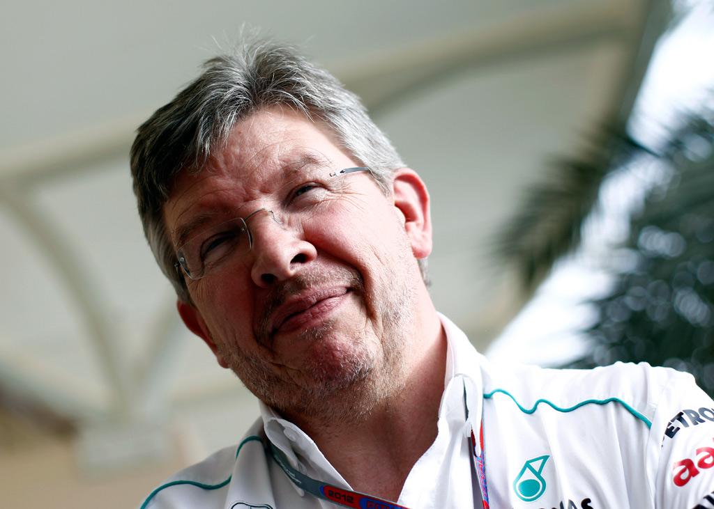 Ross Brawn, izvor: Mercedes GP media