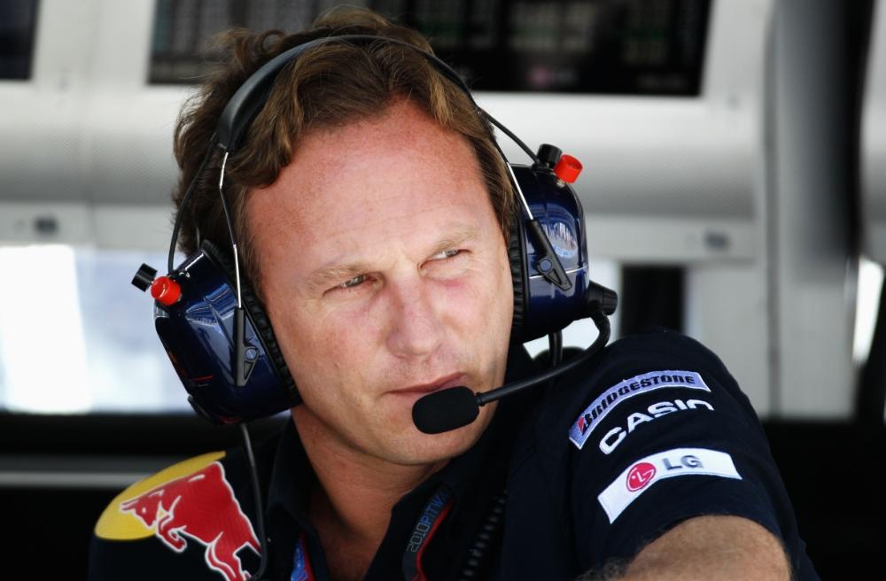 Christian Horner, izvor: Red Bull media