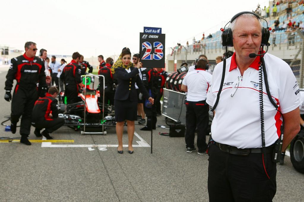 Booth: Marussia može opet osvojiti bodove