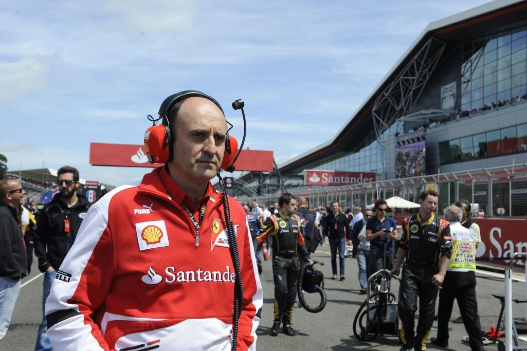 Luca Marmorini napustio Ferrari