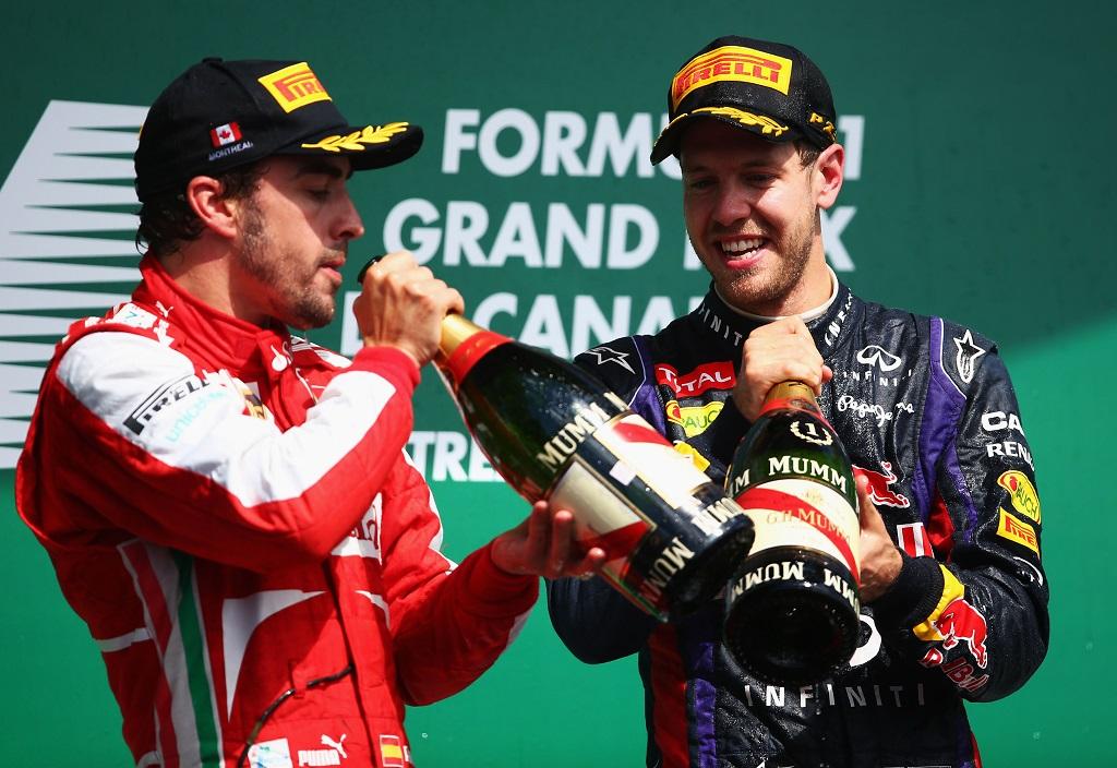 Montoya: Alonso i Vettel nisu zaboravili voziti