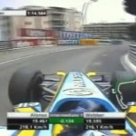 Video dana: Raikkonen vs. Alonso (Monako, 2005.)