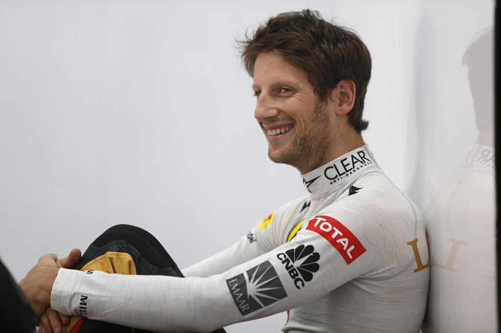 Grosjean: Sutra želimo bodove