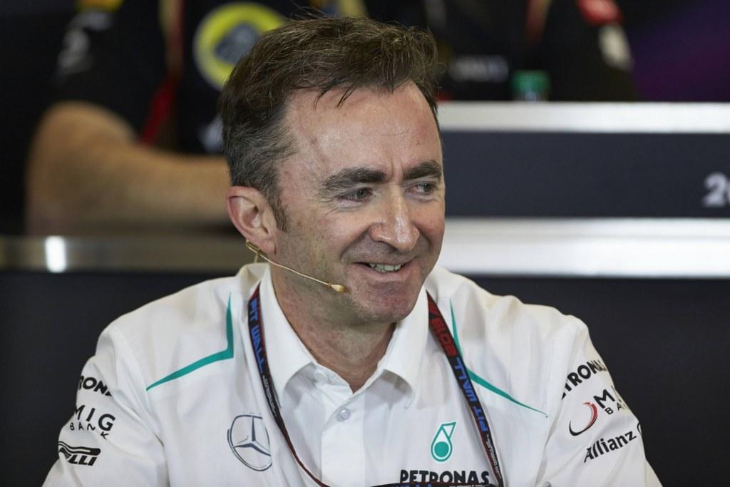 Paddy Lowe, Mercedes media