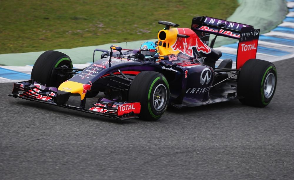 Vettel s novom šasijom u Barceloni