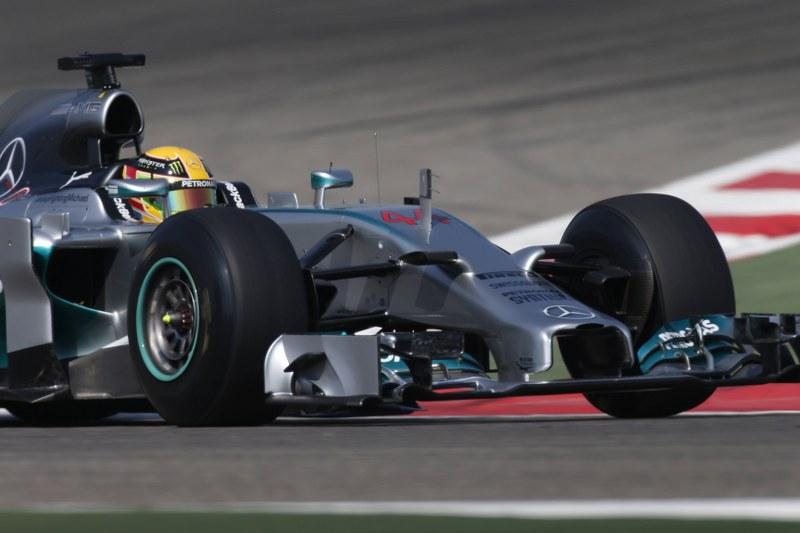 Lewis Hamilton najbrži na drugom slobodnom treningu u Kini