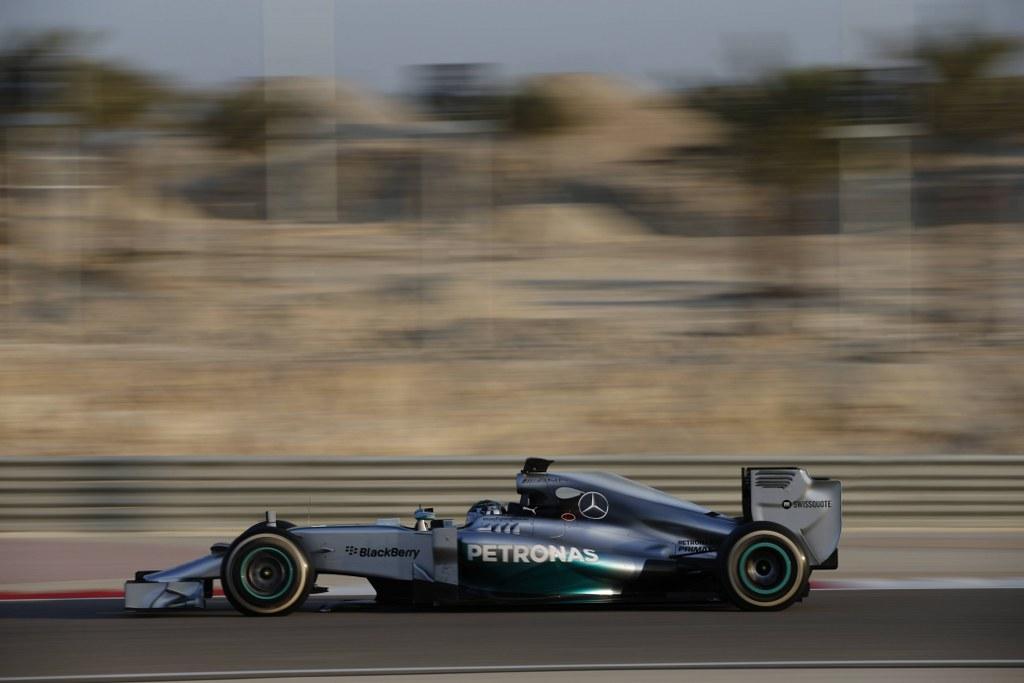 Rosberg dobio opomenu zbog incidenta s Perezom