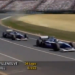 Video dana: Villeneuve vs Hill, Albert Park 1996.