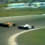Video dana: Villeneuve vs Jones, Zandvoort 1979.