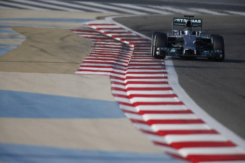Nico Rosberg najbrži na prvom danu sezonskih testiranja u Bahreinu