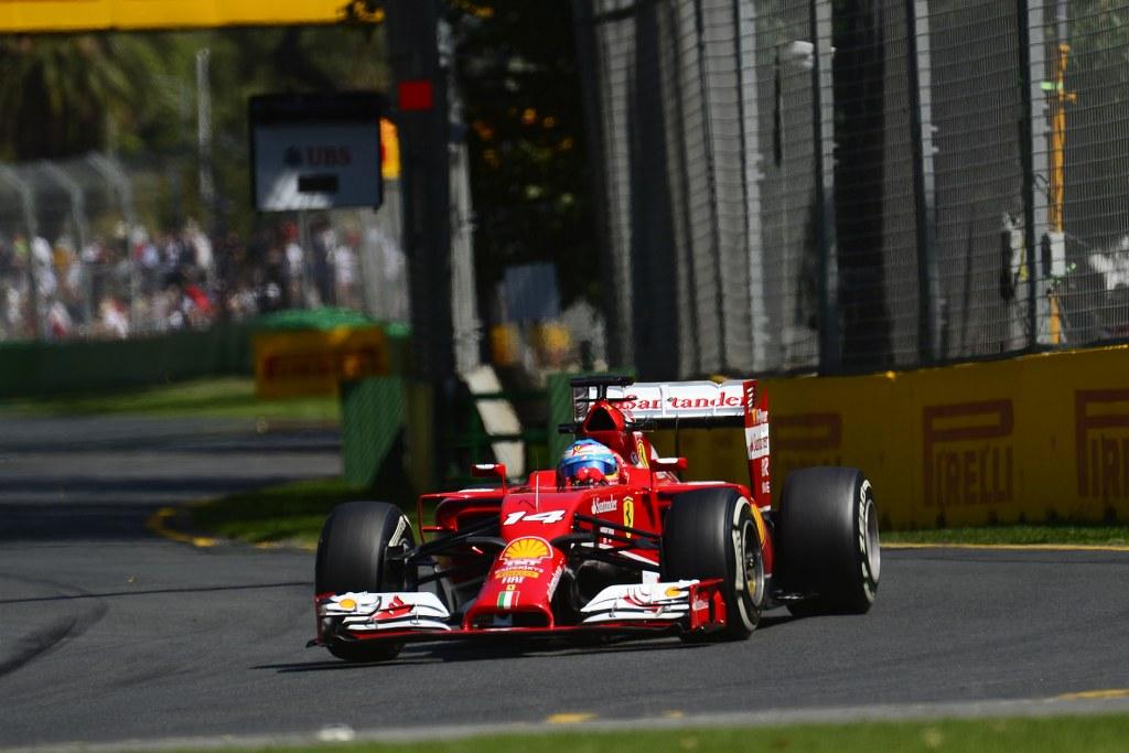 Fernando Alonso najbrži na prvom slobodnom treningu