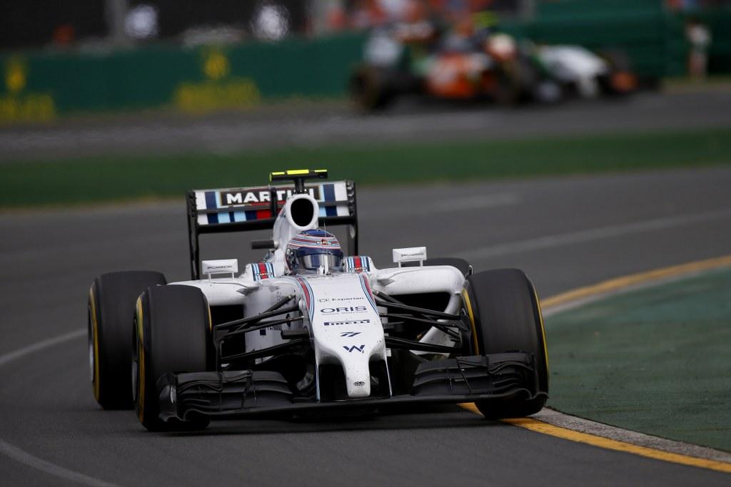 Bottas: Nikad nisam bio u boljem Williamsu