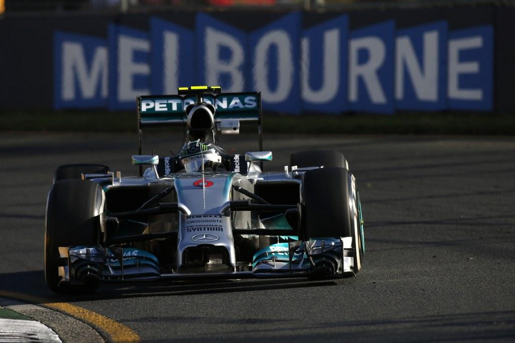 Nico Rosberg najbrži na trećem slobodnom treningu