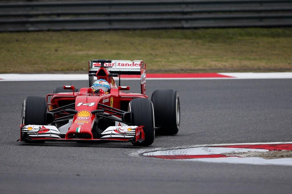 Alonso zadovoljniji Ferrarijem