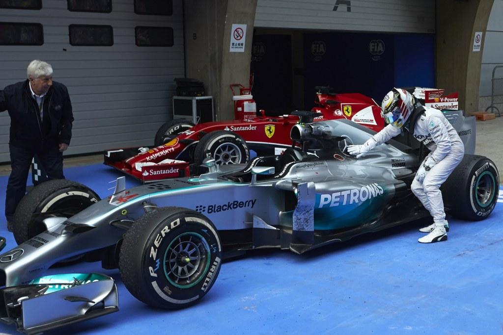 Mercedes: Moramo povećati prednost