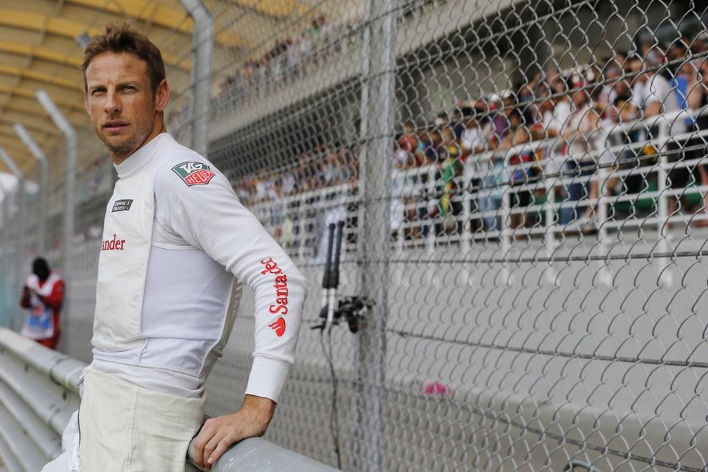 VN Bahreina će biti 250. utrka Jensona Buttona