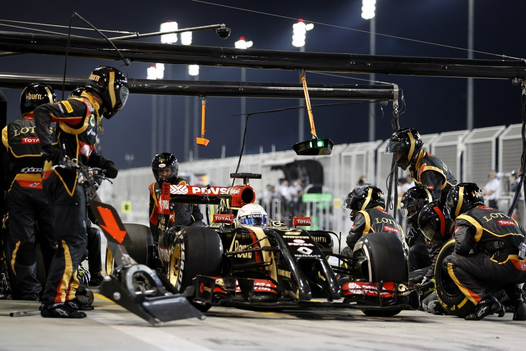Lotus: Pola sekunde smo iza Williamsa