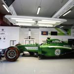 Novi nos za Caterham na Spa-Francorchampsu