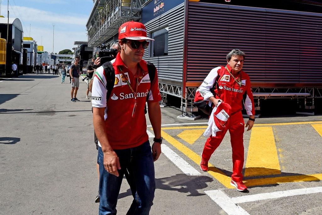 Alonso sumnja u mjesto na podiju