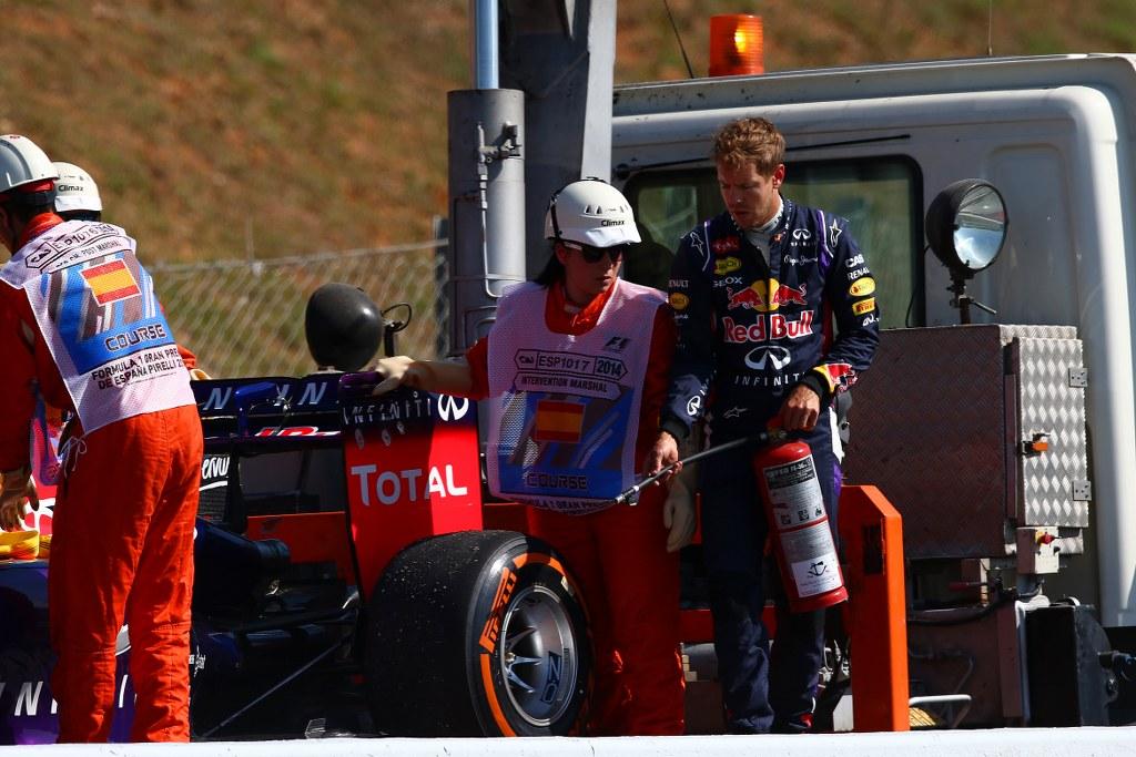 Vettel se nada da mjenjač nije oštećen