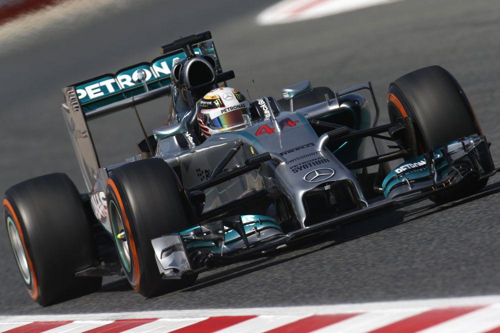 Lewis Hamilton uzeo najbolju startnu poziciju u Španjolskoj