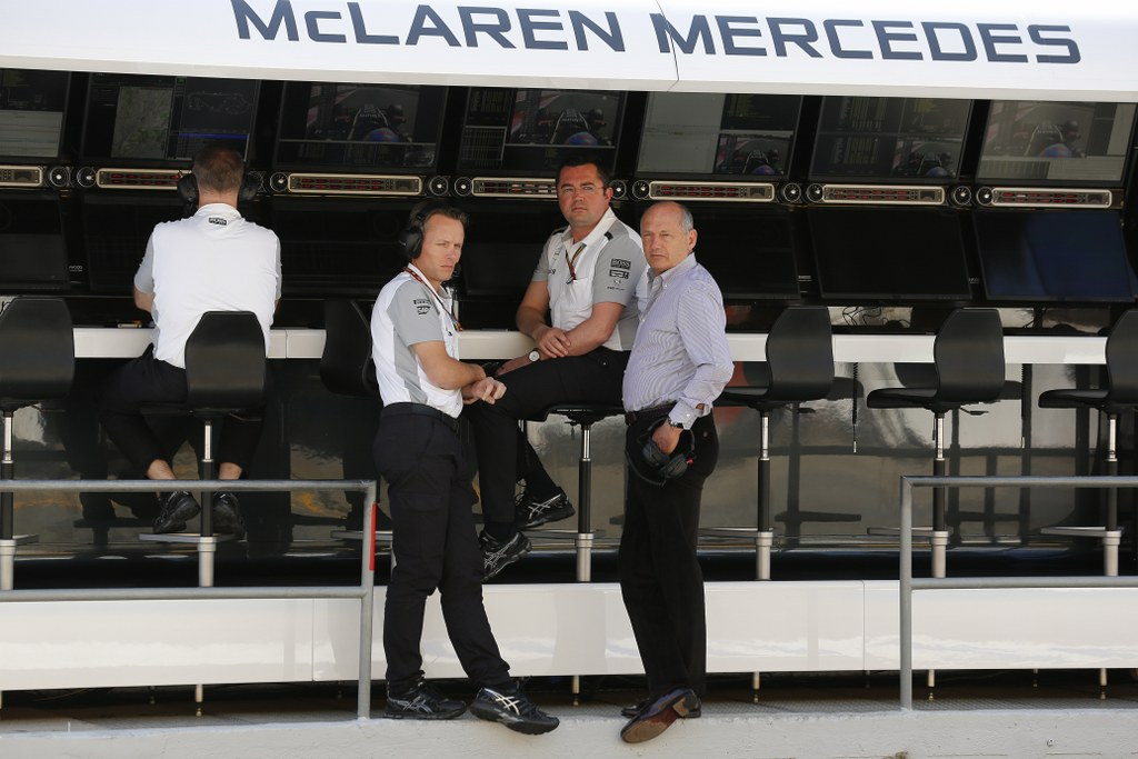 Boullier: McLaren će u Montrealu biti još bolji