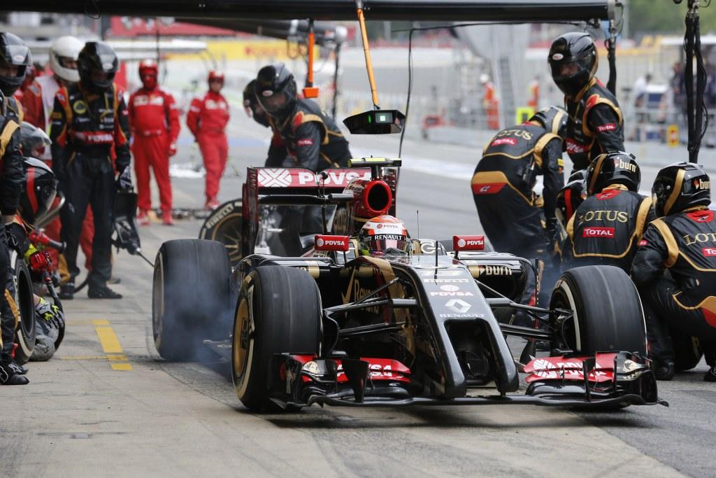 Maldonado najbrži drugog dana testiranja u Barceloni