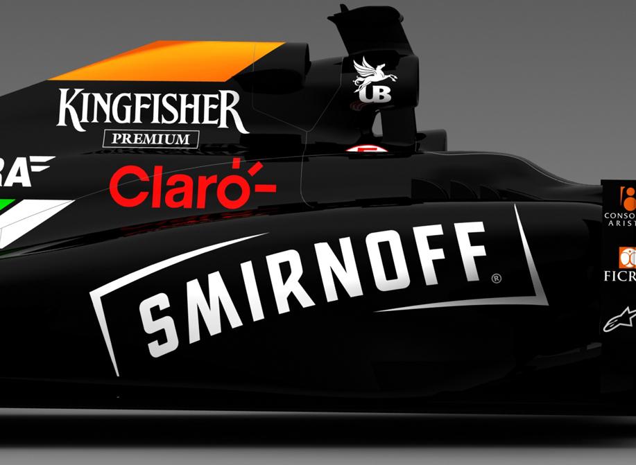 Force India i Smirnoff potpisali sponzorski ugovor