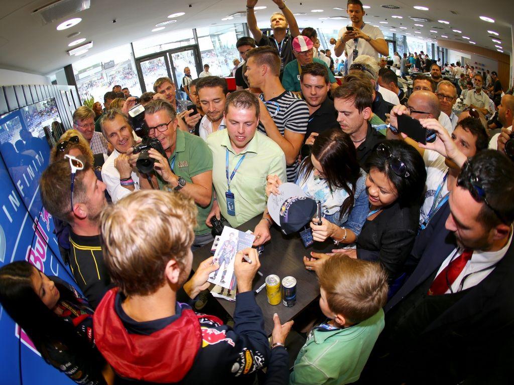 Vettel: Veselim se Silverstoneu, to je nevjerojatna staza