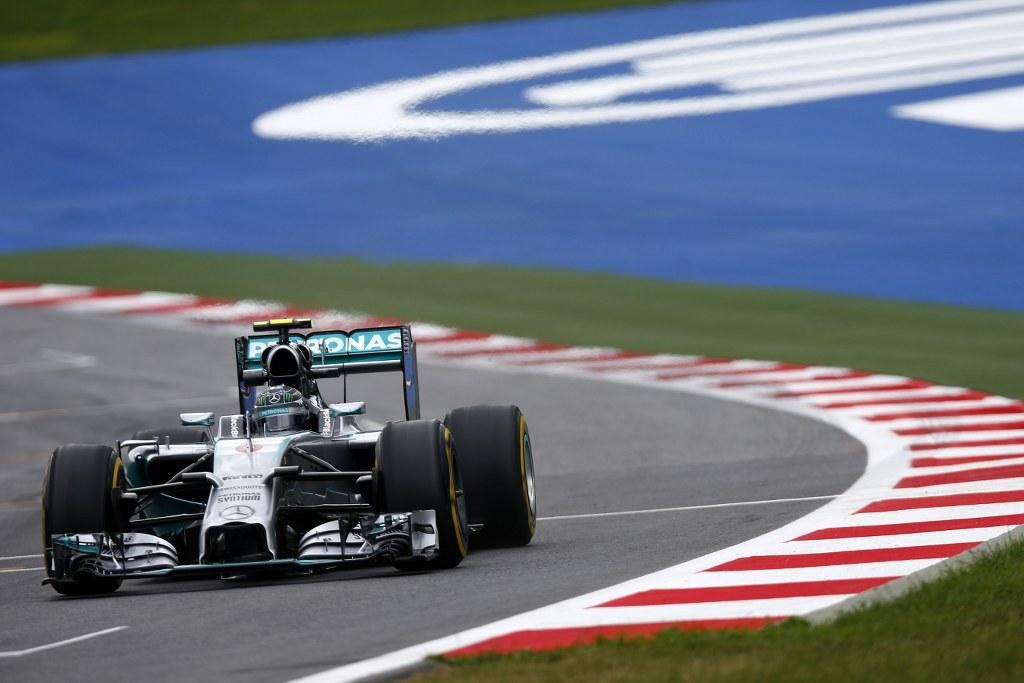 Nico Rosberg najbrži na prvom slobodnom treningu