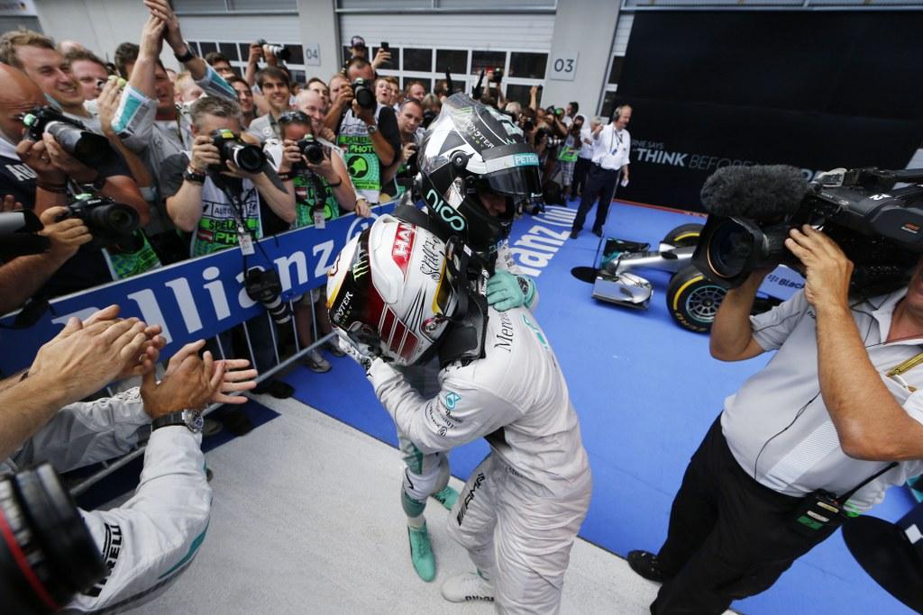 Rosberg: Pobjeda nije bila upitna