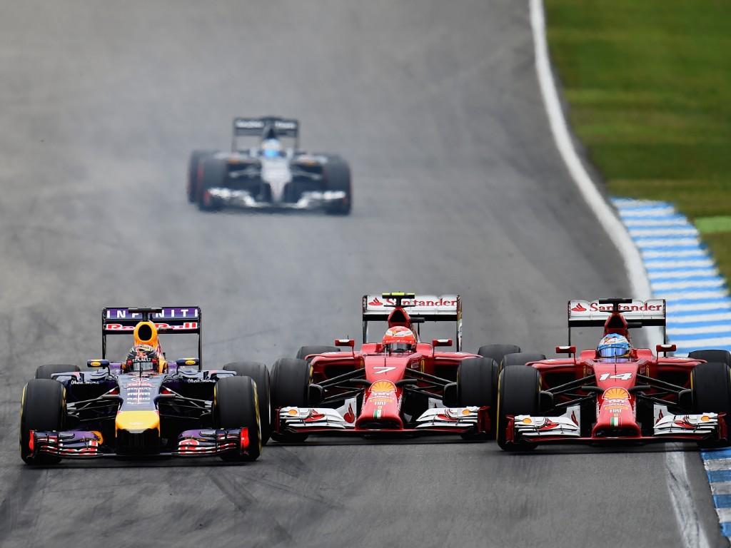 """Svi se """"tuku"""" za Vettela"""