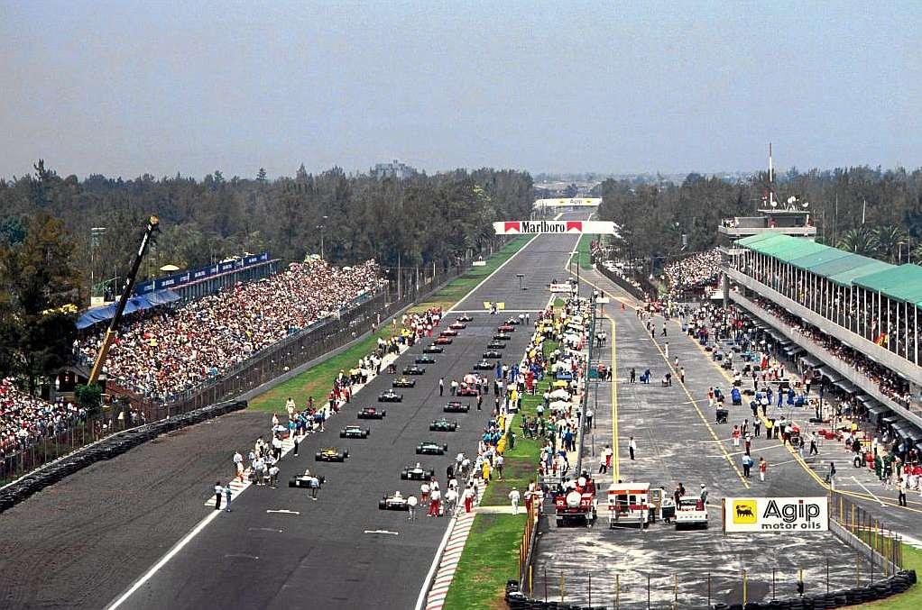Meksiko se iduće godine vraća u F1 kalendar