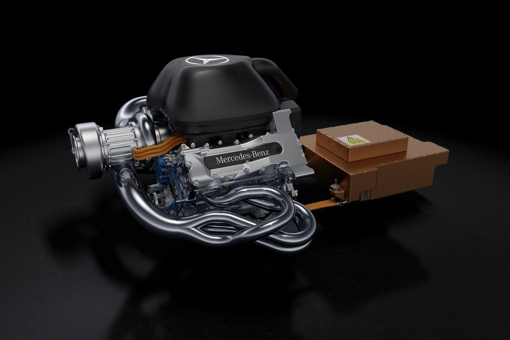 Mercedes i dalje nepopustljiv po pitanju odmrzavanja razvoja motora