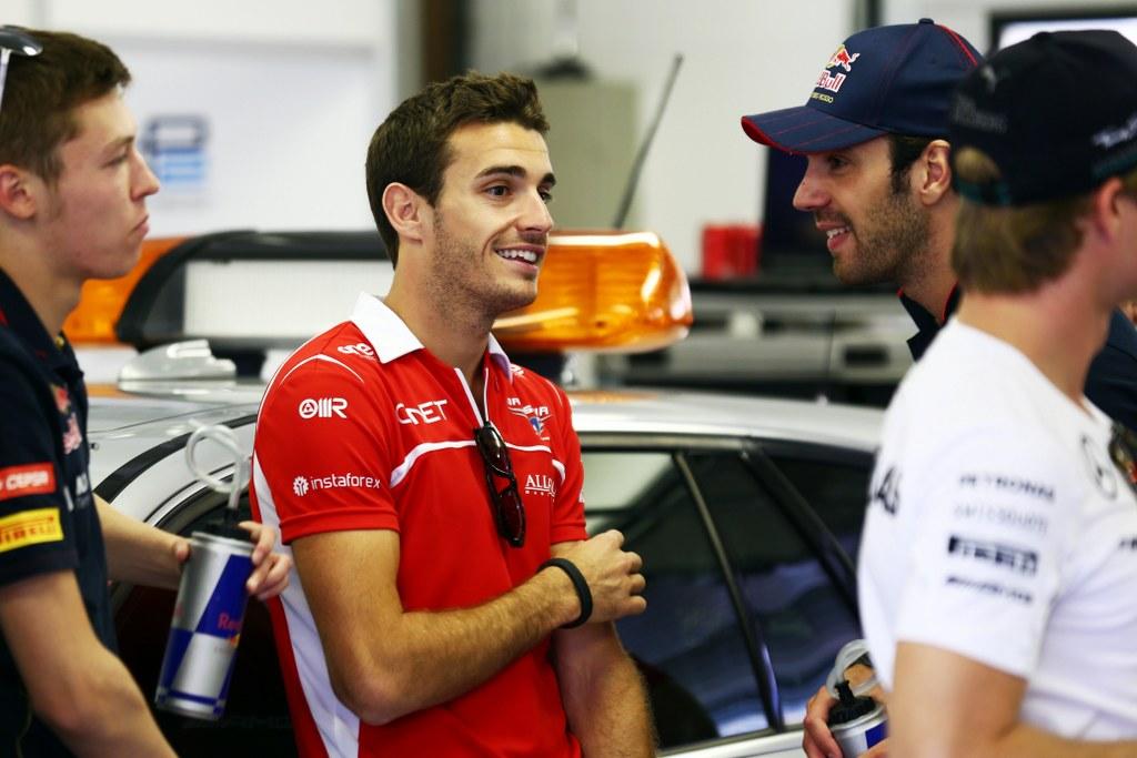 Bianchi: Sauber nas ne zanima