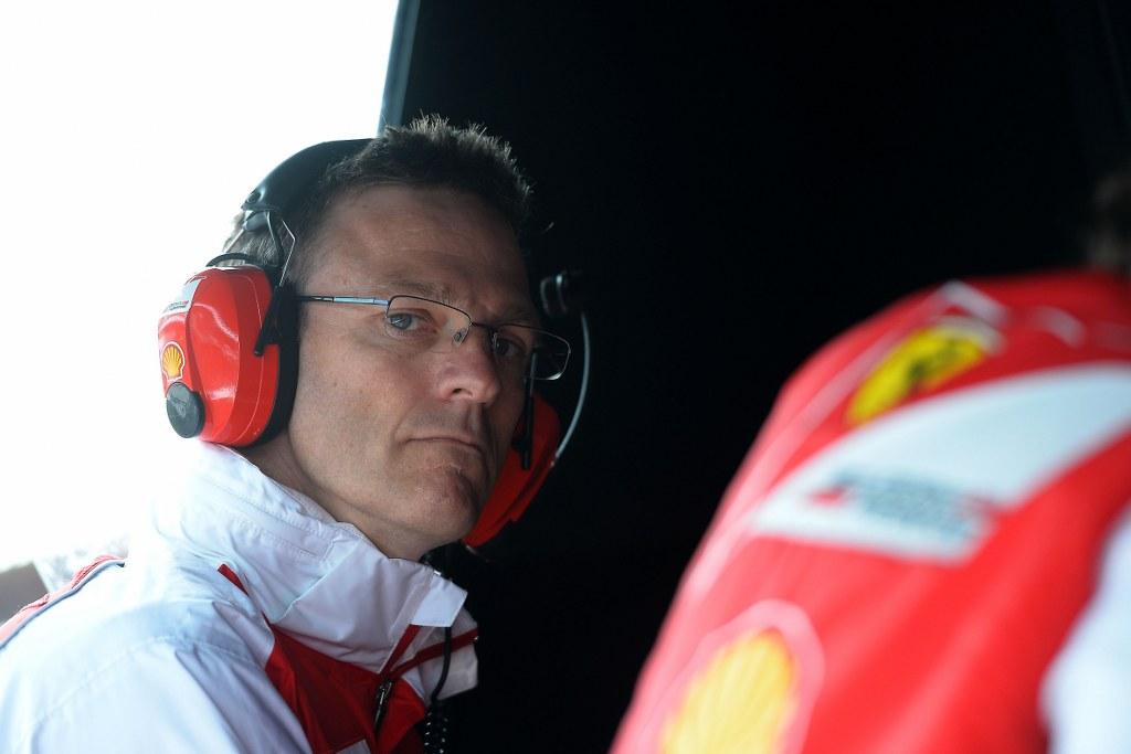 James Allison, Ferrari media