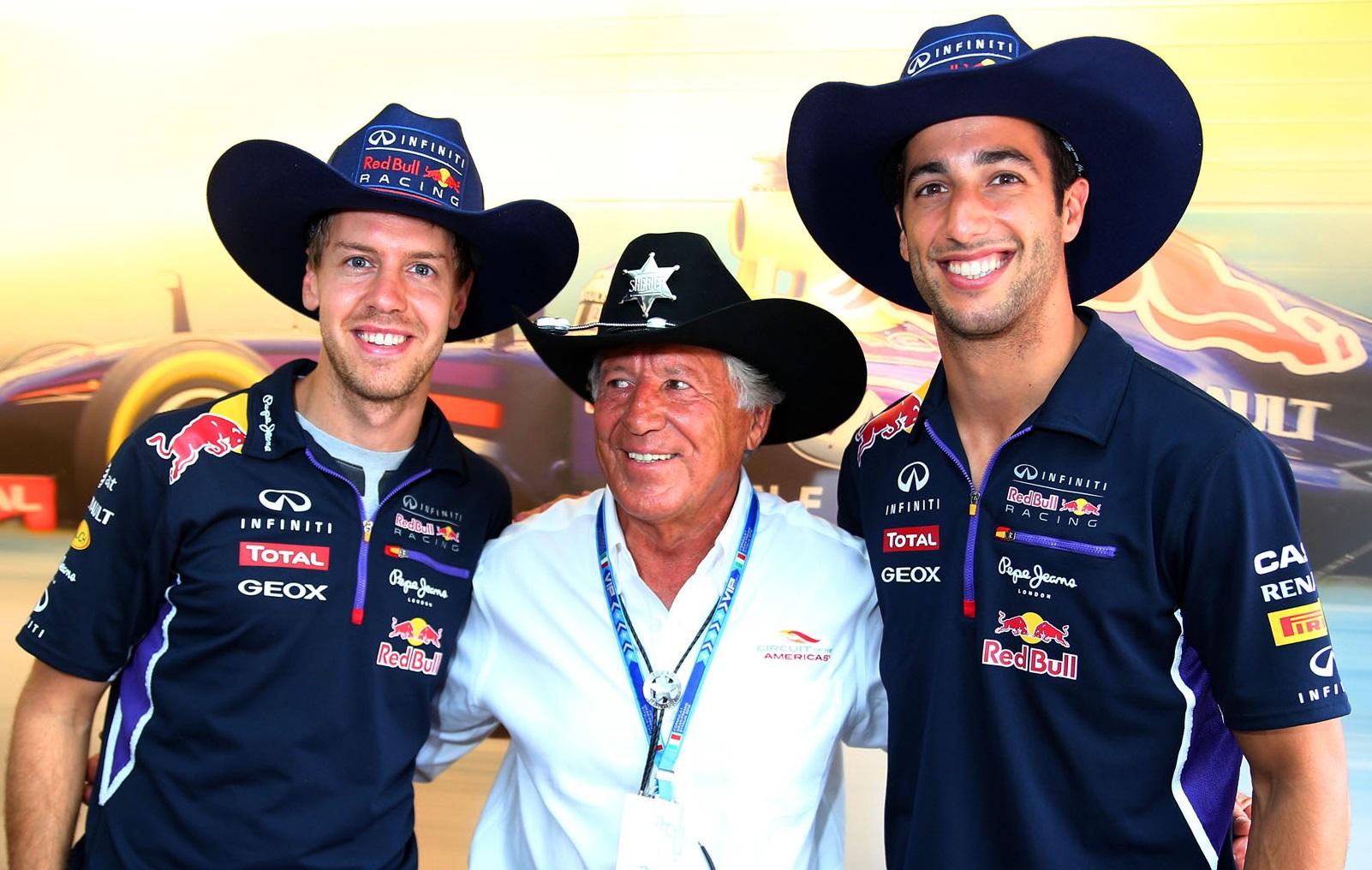 Andretti: Vettel će se dokazati u Ferrariju