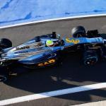 Problemi sa strujom odgodili McLarenov izlazak na stazu tijekom testa u Abu Dhabiju