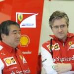Nastavlja se reorganizacija: Ferrari otpustio Hamashimu