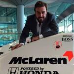 Alonso će prvi isprobati McLaren Hondu MP4-30
