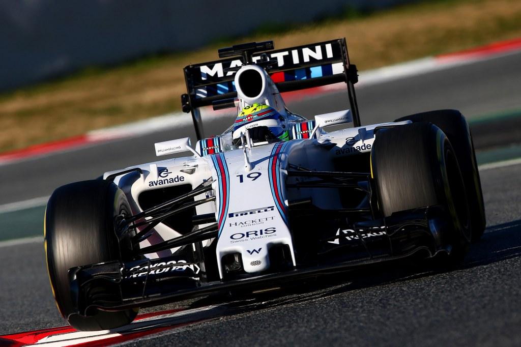 Massa: Prednost na pravcu je nestala