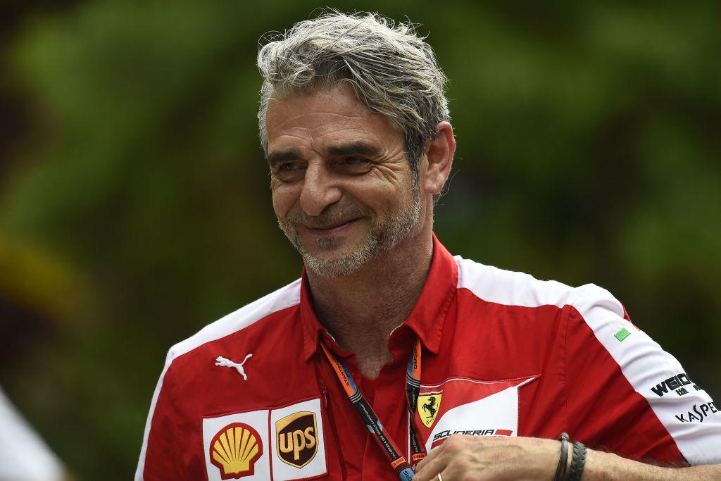 Maurizio Arrivabene, Ferrari media
