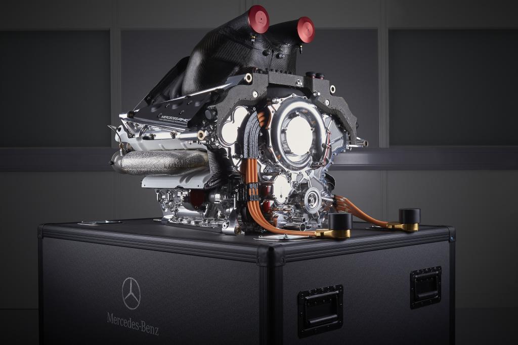Mercedes-AMG-PU106A-Hybrid-Formula-One-Power-Unit
