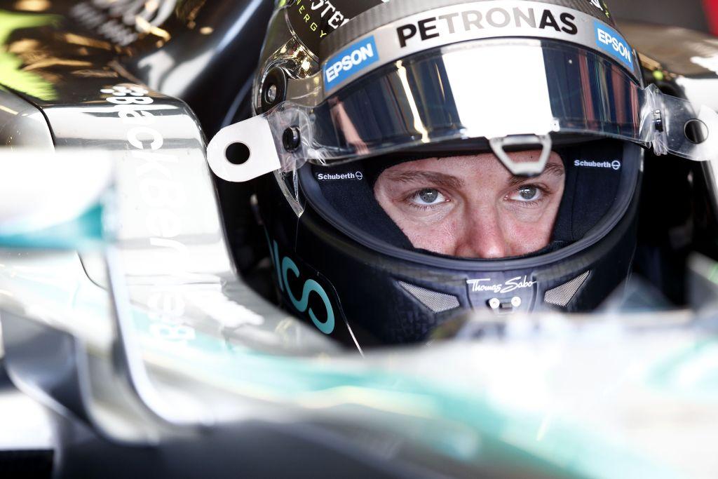 Nico Rosberg najbrži na prvom slobodnom treningu u Maleziji