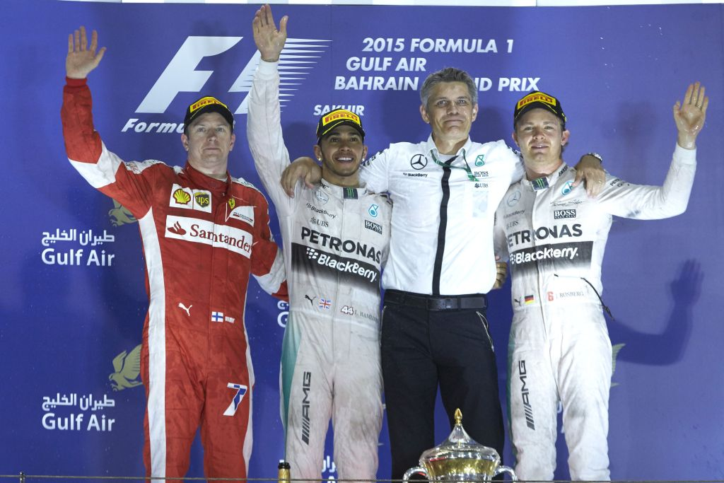Kimi Raikkonen došao do prvog postolja nakon VN Koreje 2013.