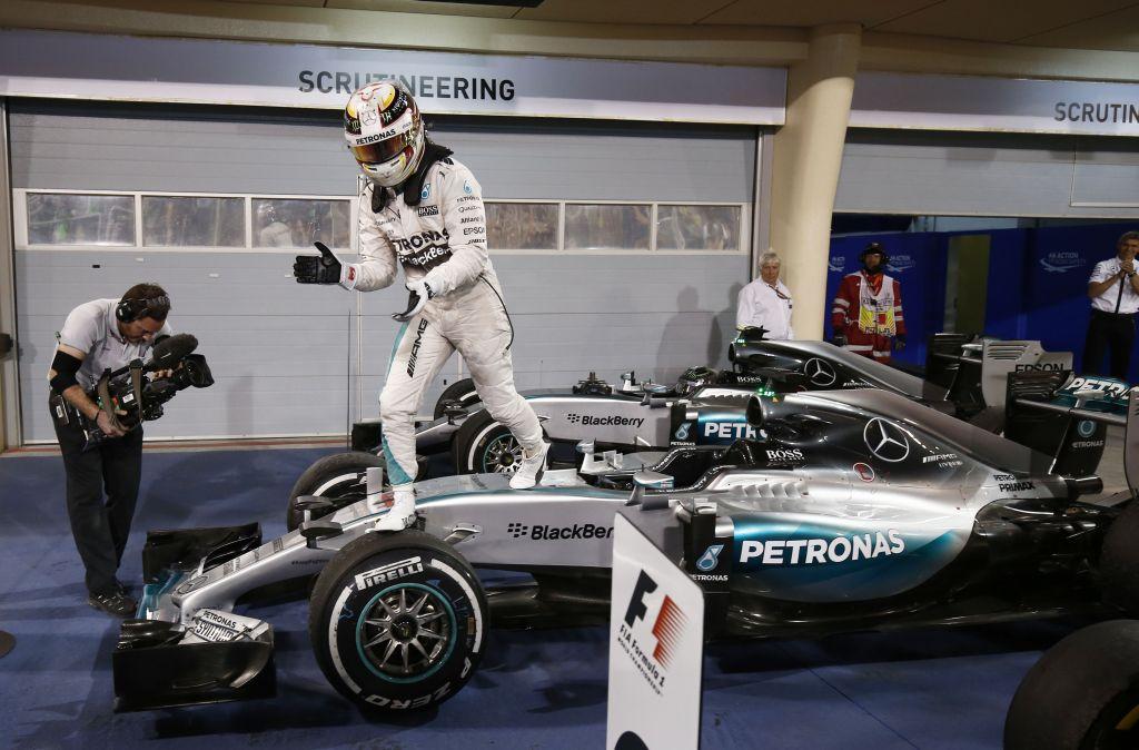 Hamilton novom pobjedom povećao prednost u poretku vozača na 27 bodova