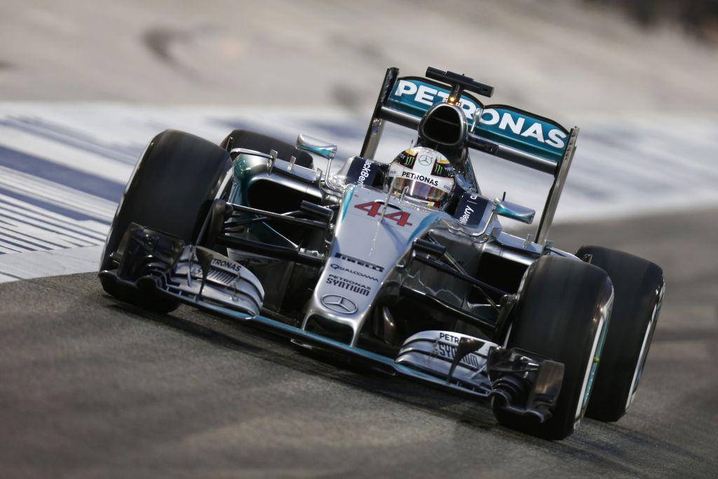 Lewis Hamilton slavio u Bahreinu