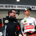 Grosjean: Lijepo je osvojiti prve bodove za momčad