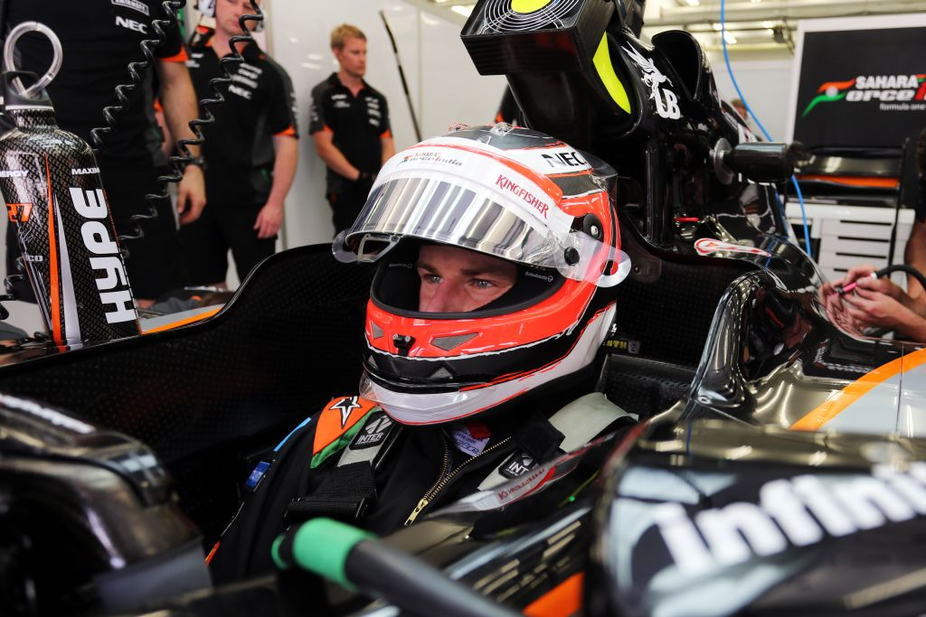 Nico Hulkenberg, Force India media